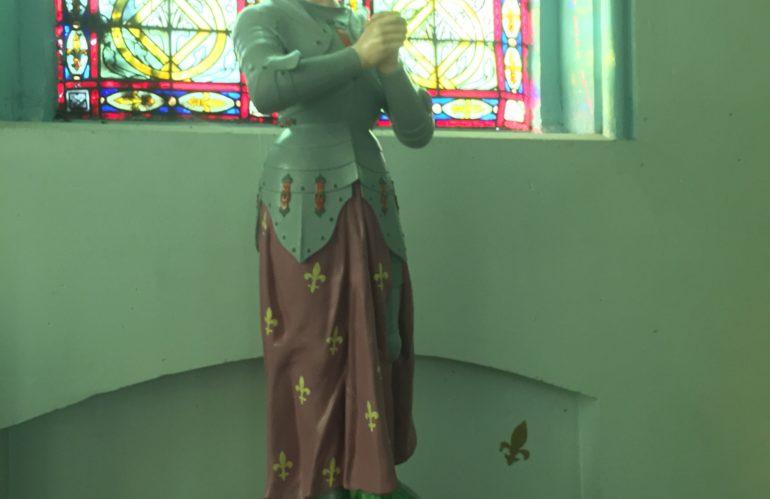 100éme ANNIVERSAIRE DE LA CANONISATION DE SAINTE JEANNE D'ARC